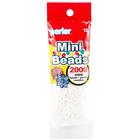 Perler (beads) PRL White - Mini Perler Beads 2000 pkg