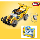 WANGE . WAG Wange Power Machinery 4 in 1 - Speed Car +3