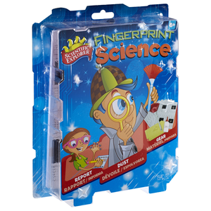 Alex Toys . ALX Fingerprint Science Mini Lab Kit