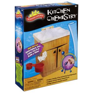 Alex Toys . ALX Kitchen Chemistry Mini Lab Kit