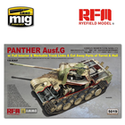 Rye Field Model . RFM 1/35 Panther Ausf.G with full interior & cut away parts