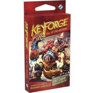 Fantasy Flight Games . FFG KeyForge: Call of the Archons Archon Deck
