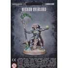 Games Workshop . GWK Warhammer 40K: Necron Overlord