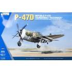 Kinetics . KIN 1/24 P-47D Razorback