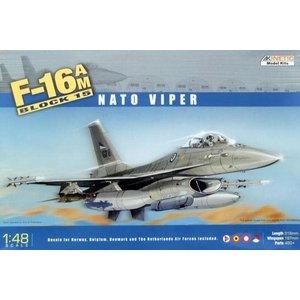 Kinetics . KIN 1/48 F-16AM Block 15 Nato Viper