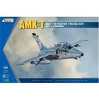 Kinetics . KIN 1/48 AMX-T Double Seat Fighter