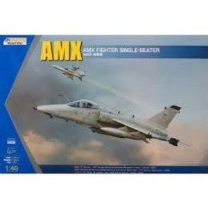 Kinetics . KIN 1/48 AMX Single Seat Fighter