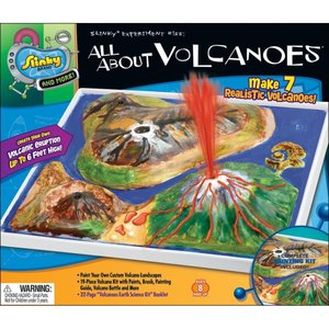 Slinky Science . SLY All About Volcanoe Kit