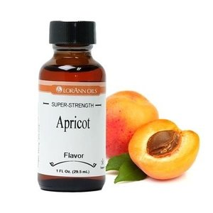 Lorann Gourmet . LAO Apricot Flavor 1 oz
