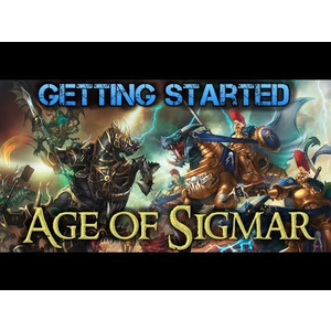 Games Workshop . GWK Age of Sigmar: Getting Started