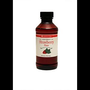 Lorann Gourmet . LAO Strawberry Flavor 4 oz
