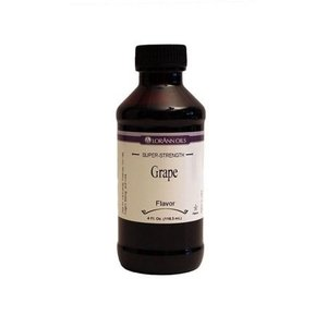 Lorann Gourmet . LAO Grape Flavor 4 oz