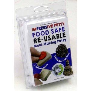 Composimold . CPO Food Safe ImPRESSive Reusable Molding Putty 16oz