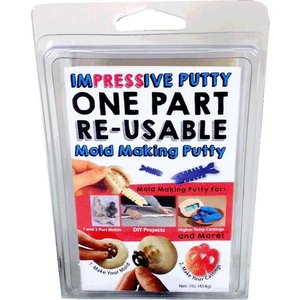 Composimold . CPO ImPRESSive Re-Usable Putty 16oz