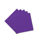 Imex Model Co. . IMX 32 X 32 LEGO Compatible Base Plate - Purple