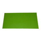Imex Model Co. . IMX 16 X 32 LEGO Compatible Base Plate - Green
