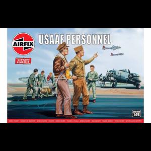Airfix . ARX 1/76 USAAF Personnel