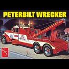 AMT\ERTL\Racing Champions.AMT 1/25 Peterbilt 359 Wrecker
