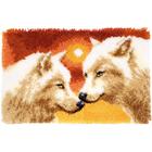 Vervaco . VVC Wolves - Vervaco Latch Hook Kit