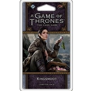 Fantasy Flight Games . FFG A Game Of Thrones LCG: Kingsmoot