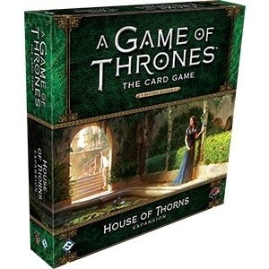 Fantasy Flight Games . FFG A Game Of Thrones LCG: House of Thorns
