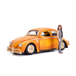 Jada Toys . JAD 1/24 Transformers VW Beetle w/ Charlie
