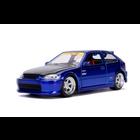 Jada Toys . JAD 1/24 1997 Honda Civic EK Type R