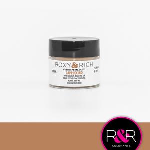 Roxy & Rich . ROX Cappuccino - Hybrid Petal Dust