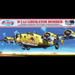 Atlantis Models . AAN 1/92 B-24J Liberator