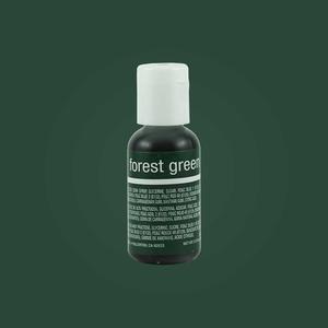 Chefmaster . CHF Chefmaster - Forest Green Gel  .70 oz