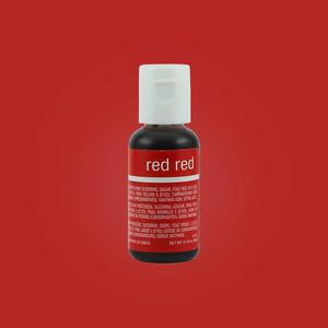 Chefmaster . CHF Chefmaster - Red Red Gel 0.70 oz