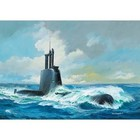 Revell of Germany . RVL 1/144 Submarine Class 214