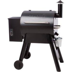 Traeger BBQ . TRG Pro Series 22 Pellet Grill - Blue
