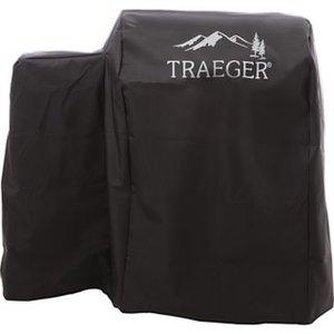 Traeger BBQ . TRG Full Length Black Cover Tailgater/Bronson 20