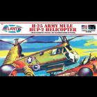 Atlantis Models . AAN 1/48 Army Mule HUP-2 Helicopter