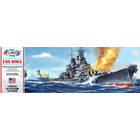 Atlantis Models . AAN 1/535 USS Iowa Battleship