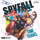 Cryptozoic . CRZ Spyfall: Time Travel