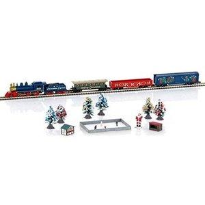 Marklin . MRK Z Scale Christmas Steam Train Set