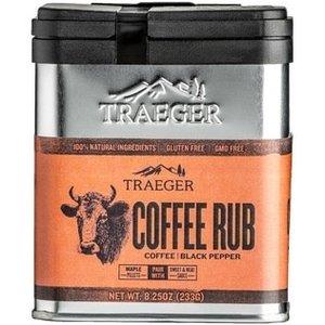 Traeger BBQ . TRG Coffee Rub 8.25 oz