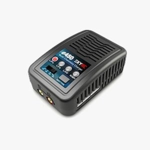 Skyrc Technologies . SKR SkyRC e450 Charger is an economic, high-quality 100-240V AC balance charger.