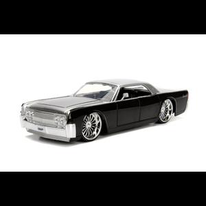 Jada Toys . JAD Bigtime Kustoms 1/24 1963 Lincoln Continental