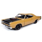 American Muscle Diecast . AMD 1/18 1969.5 Dodge Super Bee Hardtop (Class of 1969) Limited Edition - Butterscotch