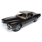 American Muscle Diecast . AMD 1/18 1969 Pontiac Grand Prix SJ (MCACN) - Expresso Brown