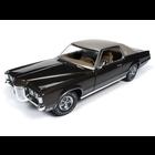 American Muscle Diecast . AMD 1/18 1969 Pontiac Grand Prix SJ (MCACN) - Expresso Brown