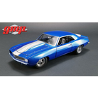 Georgia Marketing&Promo . GMP 1/18 1320 Drag Kings 1969 Chevrolet Camaro