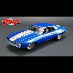 Georgia Marketing&Promo . GMP 1/18 1320 Drag Kings 1969 Chevrolet Camaro