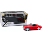 Green Light Collectibles . GNL 1/18 Elvis Presley (1935-77) - 1959 MG A 1600 Roadster MkI (as driven in musical comedy film Blue Hawaii)