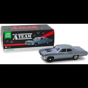 Green Light Collectibles . GNL 1/18 Artisan Collection - The A-Team (1983-87 TV Series) - 1967 Chevrolet Impala Sedan