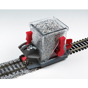 Bachmann Industries . BAC HO Ballast Spreader w/Shut-off and Height Adj.