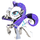 Fascinations . FTN Metal Earth - My Little Pony Rarity